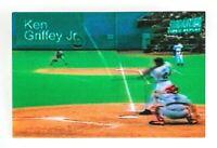 Ken Griffey Jr #VR3 (1999 Topps Stadium Club) Video Replay, Seattle Mariners HOF