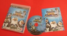 PS3 The Penguins of Madagascar: Dr. Blowhole Returns - Again COMPLETE