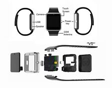 DeYoun Smartwatch Bluetooth Armband Uhr für  iPhone Android + Kamera SIM Handy