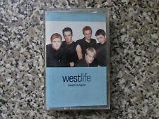 WESTLIFE Swear It Again 1999 UK CASSETTE TAPE SINGLE  -  PLAY TESTED