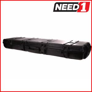 TSUNAMI Waterproof Hard Gun Case   1387mm x 394mm x 152mm