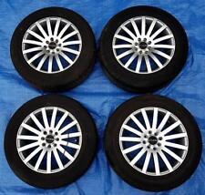 "4x Dare Madisson 16"" Alloy Wheels MultiFit PCD 4x100/108 16x7J ET40 +Legal Tyres"
