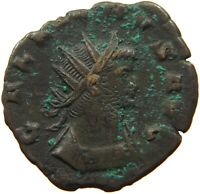 ROME EMPIRE GALLIENUS ANTONINIANUS VIRVVS AVG #c26 801
