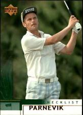 2002 Upper Deck Golf Card #130 Jesper Parnevik CL