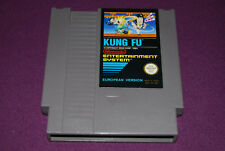 KUNG FU European Version - Irem Software/Nintendo - Jeu Beat'em All NES DAS EEC