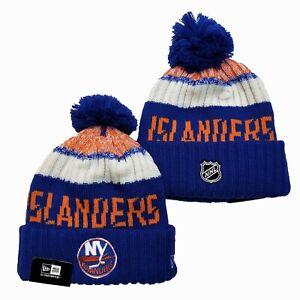 New York Islanders New Era Beanie NHL Hat Cap Knit Adult Size