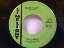 "JERI SUITER ""HOW IS IT POSSIBLE / BUCKET SEAT"" 45"