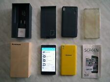 SMARTPHONE LENOVO K3 K50 T3S NOTE CON MOLTI ACCESSORI k5 k6 pro samsung xiaomi