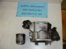 07 2007 SKIDOO 600 HO REV mxz SDI Cylinder piston powervalve 613944 06? 05?