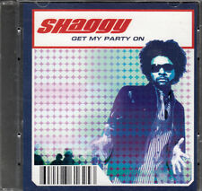 "MINI CD 3T - 8 CM  / SHAGGY  ""GET MY PARTY ON"""