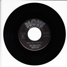 THE BRIAN ROSS ORCHESTRA Theme For Tomorrow M- 45 RPM
