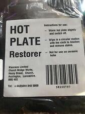 Hot Plate Restorer Cloth x 2