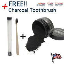 Activated Charcoal Teeth Whitening Organic Coconut Shell Powder Carbon Coco 60g