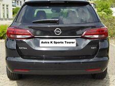 Chromstrebe für Opel Astra K Sports Tourer Heck Heckklappe Chrom Tuning ab 2015
