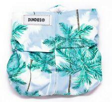 Dundies Female Dog Nappy / Diaper Reusable - SNAPPIE - Beach Breeze
