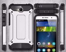 Funda hibrida anti-golpes para Huawei Y5 II Y5 2  y  Y6 II máxima calidad