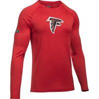 Atlanta Falcons Under Armour Men's Combine Authentic Primary Logo Tech T-Shirt