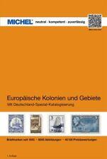 Michel Europäische Kolonien und Gebiete - Kolonien von Deutschland, Belgien, Dän