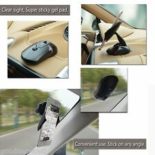 360° Universal In Car Dashboard Cell Mobile Phone GPS Mount Transformer Holder