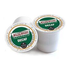 """Krispy Kreme Doughnuts - """"Decaf Coffee"""" - 120 Count  - Keurig K-Cups"""