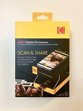 ::NEW IN BOX:: Kodak Mobile Film & Slide Scanner Scan & Share Color & B&W 35mm