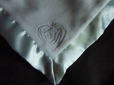 """PRINCE LIONHEART BLUE SILKIE Baby Security Blanket LOVEY 11"""" x 11"""""""