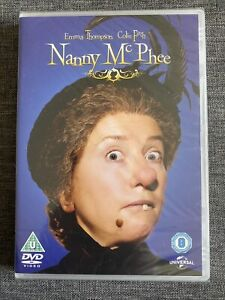Nanny McPhee (2005) NEW SEALED DVD