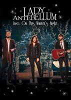 LADY ANTEBELLUM: LIVE - ON THIS WINTER'S NIGHT NEW DVD