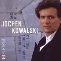 """JOCHEN/POMMER/HAENCHEN/KOB/KCPEB KOWALSKI """"JOCHEN KOWALSKI SINGS ARIAS"""" CD NEU"""