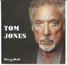 TOM JONES - 14 track Mail promo CD inc Delilah & Green Green Grass  - CD mint