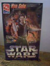 Han Solo Star Wars Collector's Edition Model Kit/AMT/Ertl/Detailed Vinyl Model