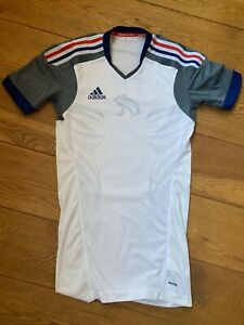 Frankreich Trikot Spielerversion Techfit Adidas M