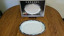 "Caravel by Excel 14"" Platter (Unused )"