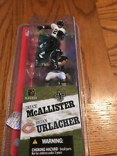 Mcfarlane Deuce McAllister & Brian Urlacher Double Pack Football Figures