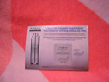 Avon Clinical Pro Line Eraser Treatment Sample Packettes (5) A-F33 Complex