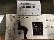 Peter Murphy Deep rare 1989 US press cassette tape NM fully tested