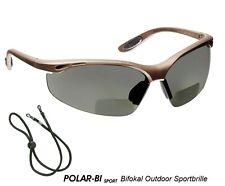 Details zu Freizeit Bifokal Sonnenbrille mit Leseteil für Damen und Herren ultraleicht
