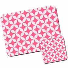Star Diamond Designs Mouse Mat / Pad and Coaster Set