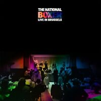 THE NATIONAL - BOXER LIVE IN BRUSSELS   CD NEU