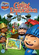 Mike The Knight: The Great Exploration [DVD][Region 2]