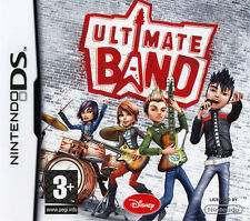 Jeu Musical Ultimate Band Nintendo DS Neuf