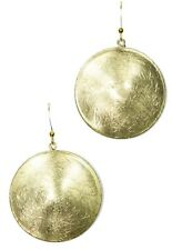 2d925f506 Urban Outfitters Gold Hoop Dangle Circle Round Statement Dangle Earrings  Pierced