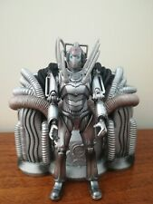Dr Who Cyber Controller & Command Chair Action Figure 2006