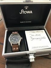 Stowa Flieger Automatic Watch No Date/No Logo 40mm ETA 2824