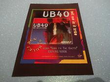 toller fanartikel von UB40
