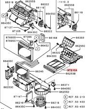 MITSUBISHI NEW OEM 07-16 LANCER/OUTLANDER CABIN AIR FILTER 7803A004