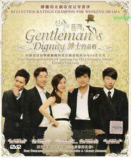 A Gentleman's Dignity DVD Korean Drama English Sub _ Region 0 _ Jang Dong-gun