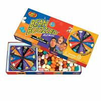 Jelly Belly Beans Boozled With Spinner Wheel Game 5Th Edition Gift Box 3.5 Ounce