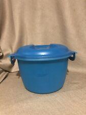 Tupperware Microwave Rice Cooker/Steamer 2.2L Peacock