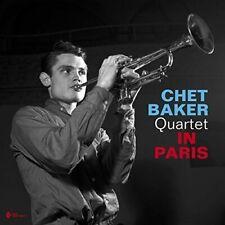 Baker, Chet QuartetIn Paris (Gatefold Edition 180 gram) (New Vinyl)